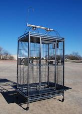 "78"" Parrot Bird Finch Cage Cockatiel Parakeet Ladder Iron House Pet Supply Stand"