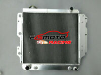 3 ROW Aluminum Radiator For Jeep Wrangler YJ/TJ/LJ RHD AT/MT 2.4-4.2L 1987-2006
