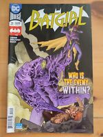 BATGIRL #21a (2018 DC UNIVERSE Comics) ~ VF/NM Book