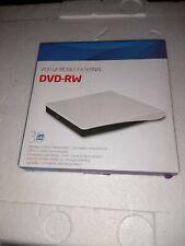 NOVAPOLT Pop-Up Mobile External USB Slim DVD-RW USB 3.0 New See Pics, Free Ship