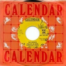 THE ARCHIES - FEELIN' SO GOOD - CALENDAR LABEL - PROMO 45