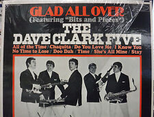 The Dave Clark Five Glad All Over (featuring Bits & Pieces) 33RPM 042816 TLJ