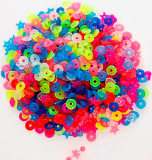 T#145 - 40pc Glow in the Dark Donuts for Tongue Rings