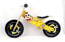Kidzmotion 'Cheeky' Wooden Balance Bike / first bike / running bike SRP £60