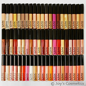"""2 NYX Mega Shine Lip Gloss - LG  """"Pick Your 2 Color""""  *Joy's cosmetics*"""
