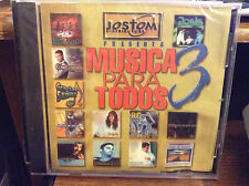 Musica para todos 3 - CD