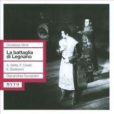 Giuseppe Verdi: La Battaglia di Legnano, New Music