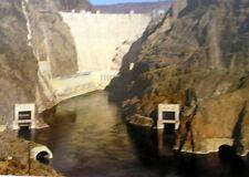 Hoover Dam Nevada Postcard used real photo 72