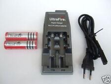 UltraFire CREE XML wf-139 cargador 2x ultrafire protegidos 18650 batería PCB 3000 mah 3,7 V