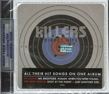 THE KILLERS DIRECT HITS SEALED CD NEW 2013 GREATEST HITS BEST