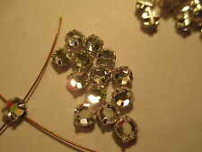 50 Swarovski Crystal Rose Montees 20 SS or 4.8 mm SM5