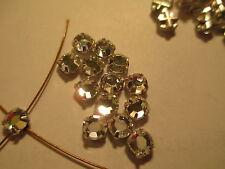36 Swarovski Crystal Rose Montees 20 SS or 4.8 mm SM5  (7)