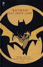 BATMAN: DAS ERSTE JAHR HC (deutsch) lim.Hardcover FRANK MILLER (SIN CITY/300)