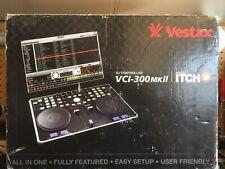 Vestax VCI-300 Serato Itch Digital DJ Controller (Used)