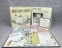 Mid Life Crisis Board Game 100% Complete **Free UK P&P**