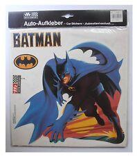 Batman, adesivi per auto, stickers, mantello blu