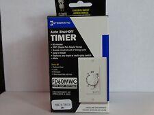 Intermatic Auto Shut Off Timer FD60MWC