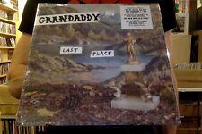 Grandaddy Last Place LP sealed colored vinyl + digital download