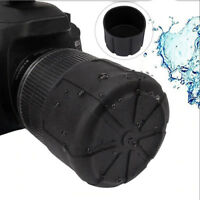 Waterproof Fallproof Anti-Dust SLR Camera Silicone Protector Lens Cover DSLR New