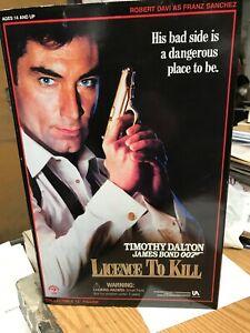 Sideshow Collectibles License To Kill Robert Davi Franz Sanchez