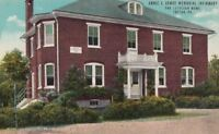 Postcard Annie Lowry Memorial Infirmary Lutheran Home Topton PA