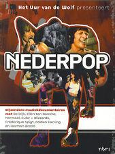 Nederpop : Golden Earring, Herman Brood, Normaal, ... (4 DVD)