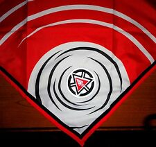 2015 NOAC Red Centennial On-Site Only OA Neckerchief - Order of the Arrow