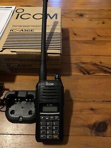 Icom IC16 VHF Air Band Transceiver