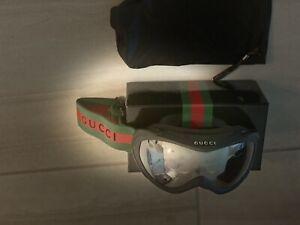 gucci goggles Snowboard/ski