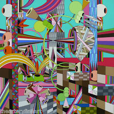 DALEK 'Untitled' (Overweight series) 2008 SIGNED Print Limited Edition of 10 NEW