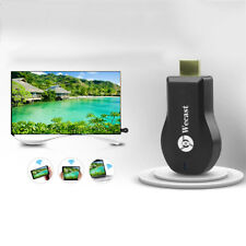 New listing 1080P Wecast Miracast WiFi Display Receiver Av Tv Dongle Dlna Airplay Hdmi
