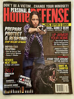 Personal and Home Defense Magazine Pistols Shotguns Carbines Guns Weapons 2015