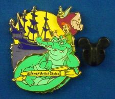 Peter Pan Crocodile Family Pin Gathering Artist Choice LE  Disney Pin # 32611