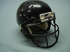 used SCHUTT DNA HYBRID RECRUIT Football Helmet MEDIUM Black