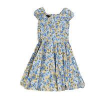 Lady Mayra Women's Size Large Rockabilly Dress Retro