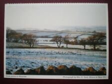 POSTCARD DURHAM WEARDALE - THE SNOW ARRIVED
