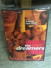 New! Sealed! The Dreamers Dvd (Nc-17 Version) Director: Bernardo Bertolucci 2003