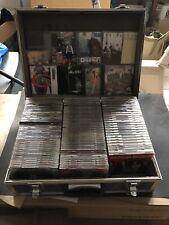 Musik CDs Konvolut CDs Inklusive Koffer Alle Genre 80er 90er 2000 Dj Equipment