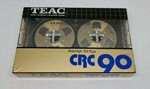TEAC CRC 90 Cassette Tape (Sealed)