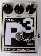 Andy Fuchs P3 Delay Pedal