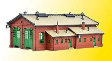 Vollmer 47608 N Lokschuppen, zweiständig Bausatz *Neu*