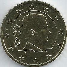 Belgien 50 Cent Kursmünze (2014 - 2018), unzirkuliert/bankfrisch