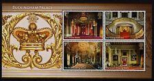 GB 2014 Commemorative Stamps~Buckingham Palace~ M/S~Unmounted Mint Set~UK