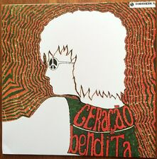 SPECTRUM Geração Bendita 1971 Tropicalia psych Hippy Os mutantes RE 2013