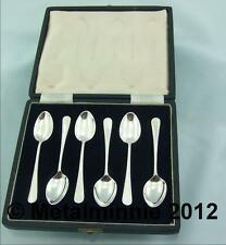 Sheffield 1900-1940 Antique Solid Silver Cutlery Sets