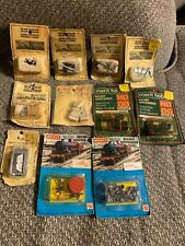 Iron Horse Miniatures HO Scale Merit Railway Miner Set Signal Relay ( LOT OF 11)