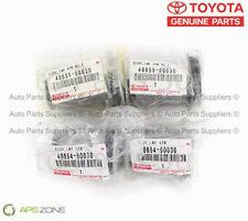 GENUINE TOYOTA LEXUS LOWER ARM BUSHING SET OEM 48654-60030 (2) + 48655-60030 (2)