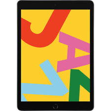 Apple 10.2 iPad (Late 2019, 128GB, Wi-Fi Only, Space Gray)