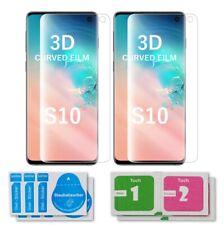2x Samsung Galaxy S10 3D Folie Curved Film Panzerfolie Schutzfolie Displayschutz