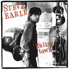 Steve Earle Guitar Town 180gm Vinyl LP &